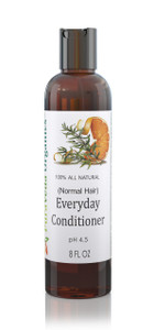 PURAVEDA EVERYDAY CONDITIONER - Organic Daily Color Safe Conditioner for Normal Hair - Silicone Free