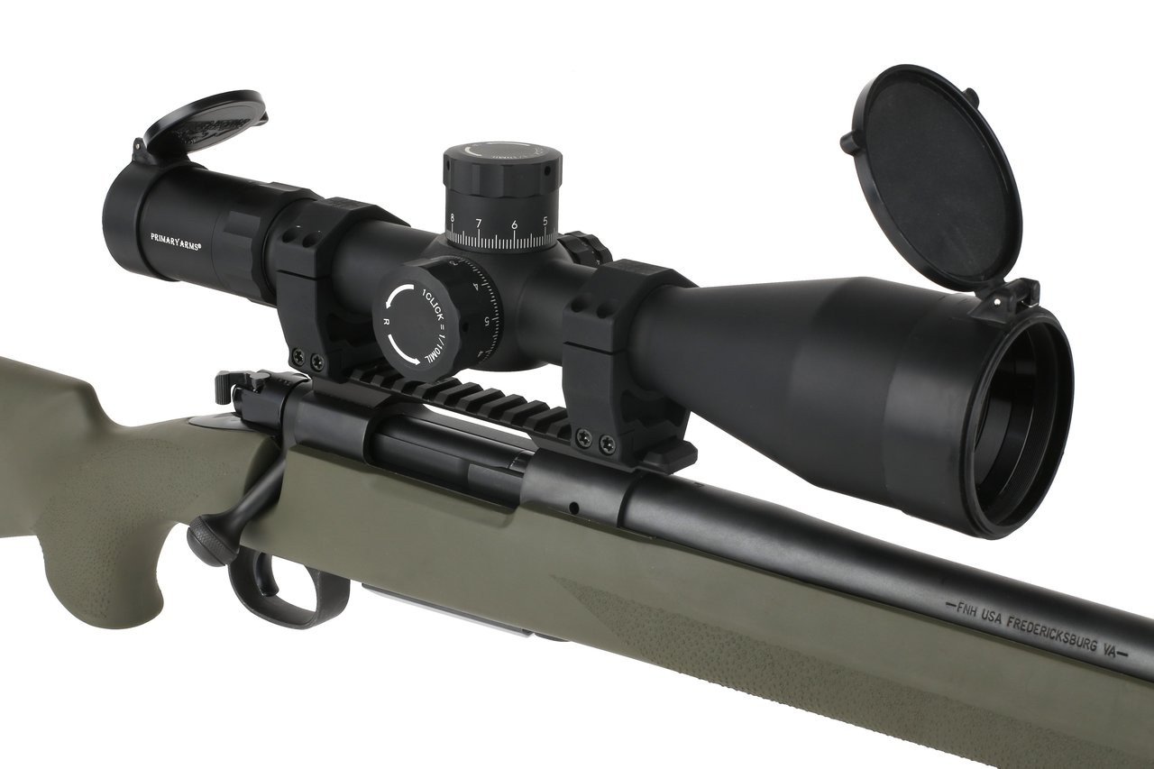 Primary Arms Platinum Series 6-30X56 FFP Scope with ACSS HUD DMR Reticle