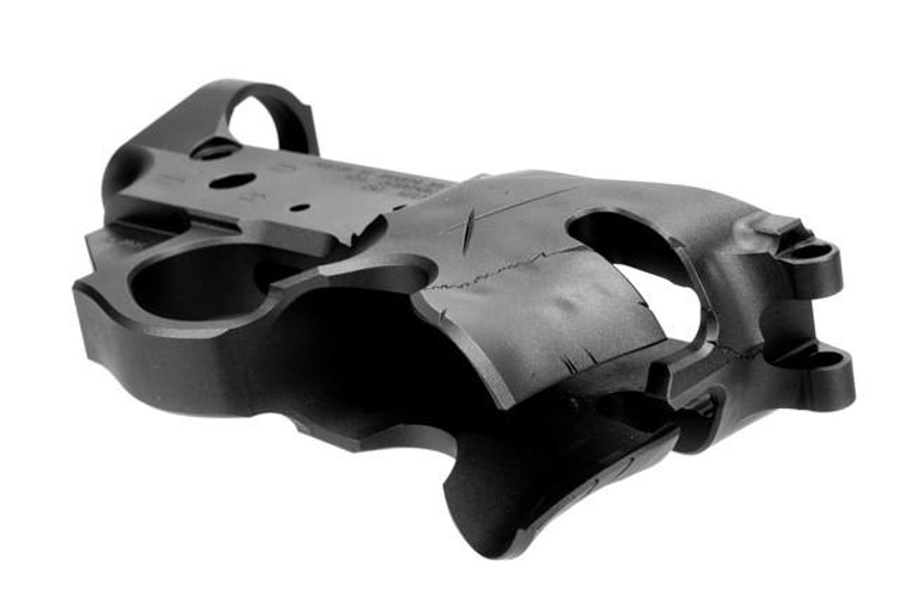 Rainier Arms Overthrow AR15 Stripped Lower Receiver