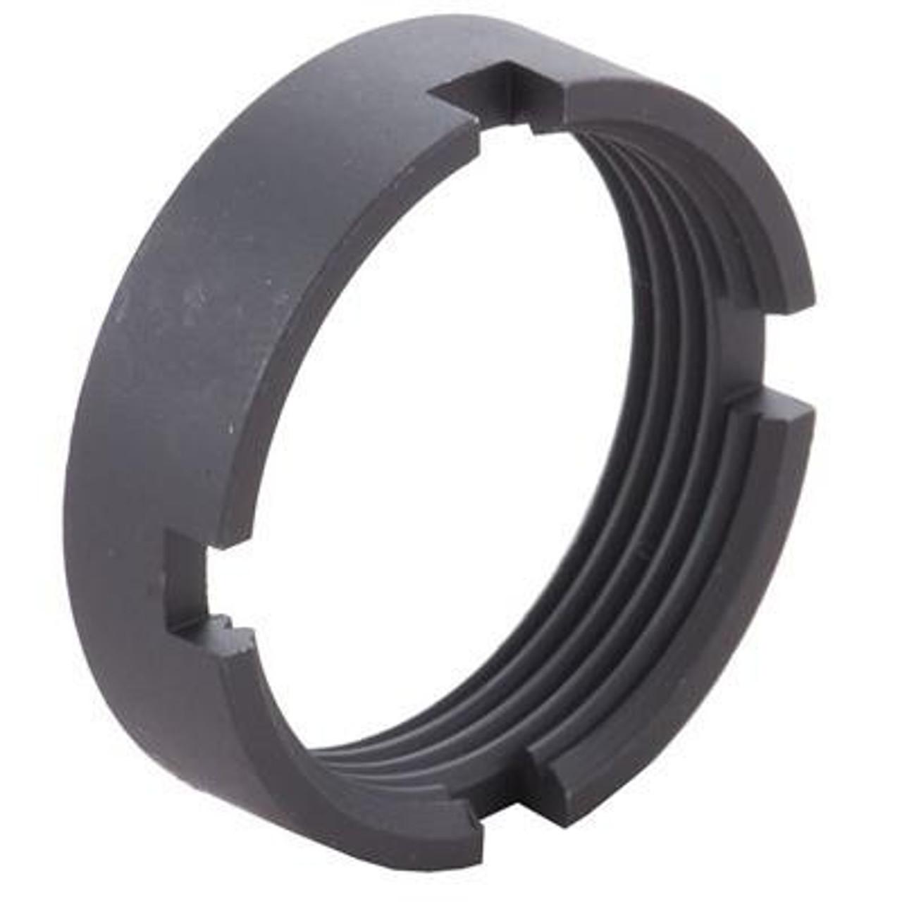 AR-15 Castle Stock Lock Ring Nut