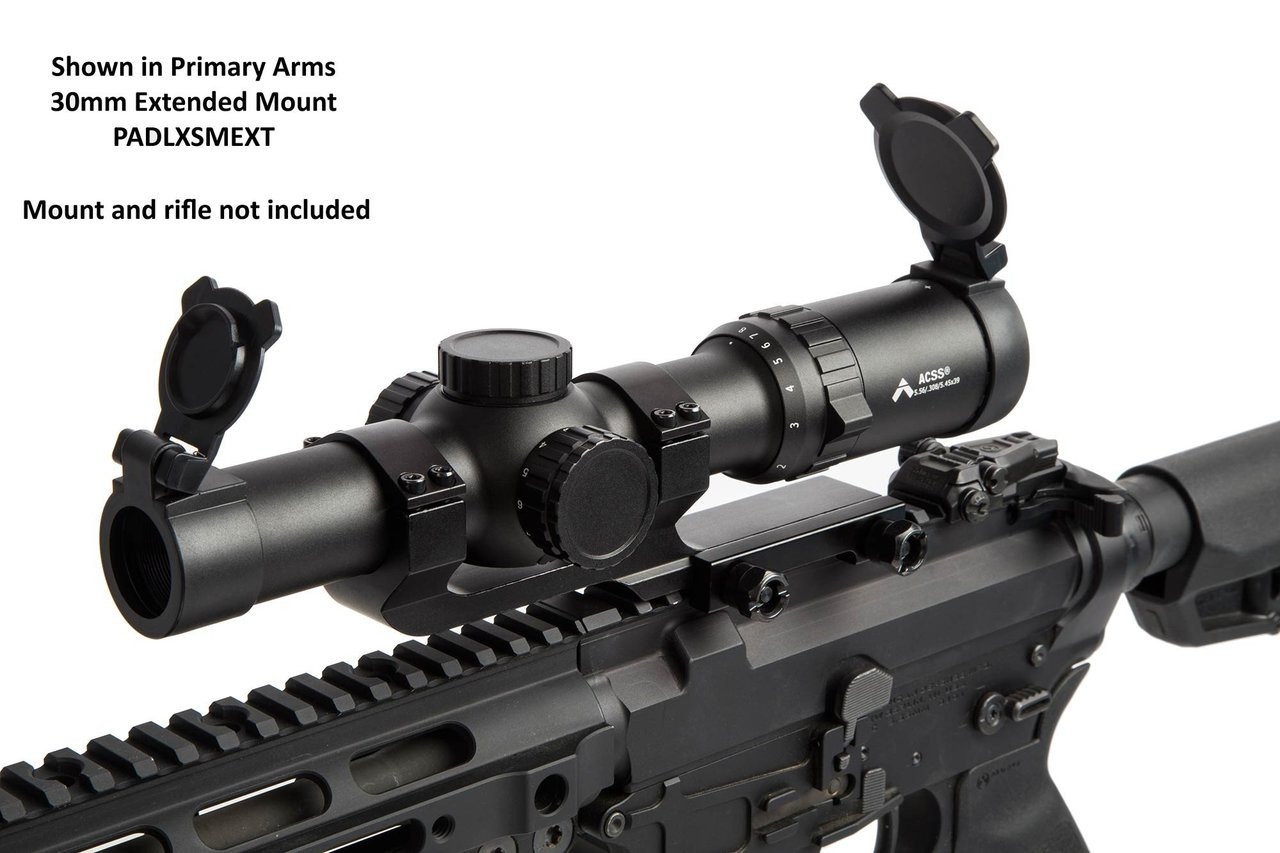 Primary Arms 1-8x Scope with ACSS 5.56/.308 Reticle