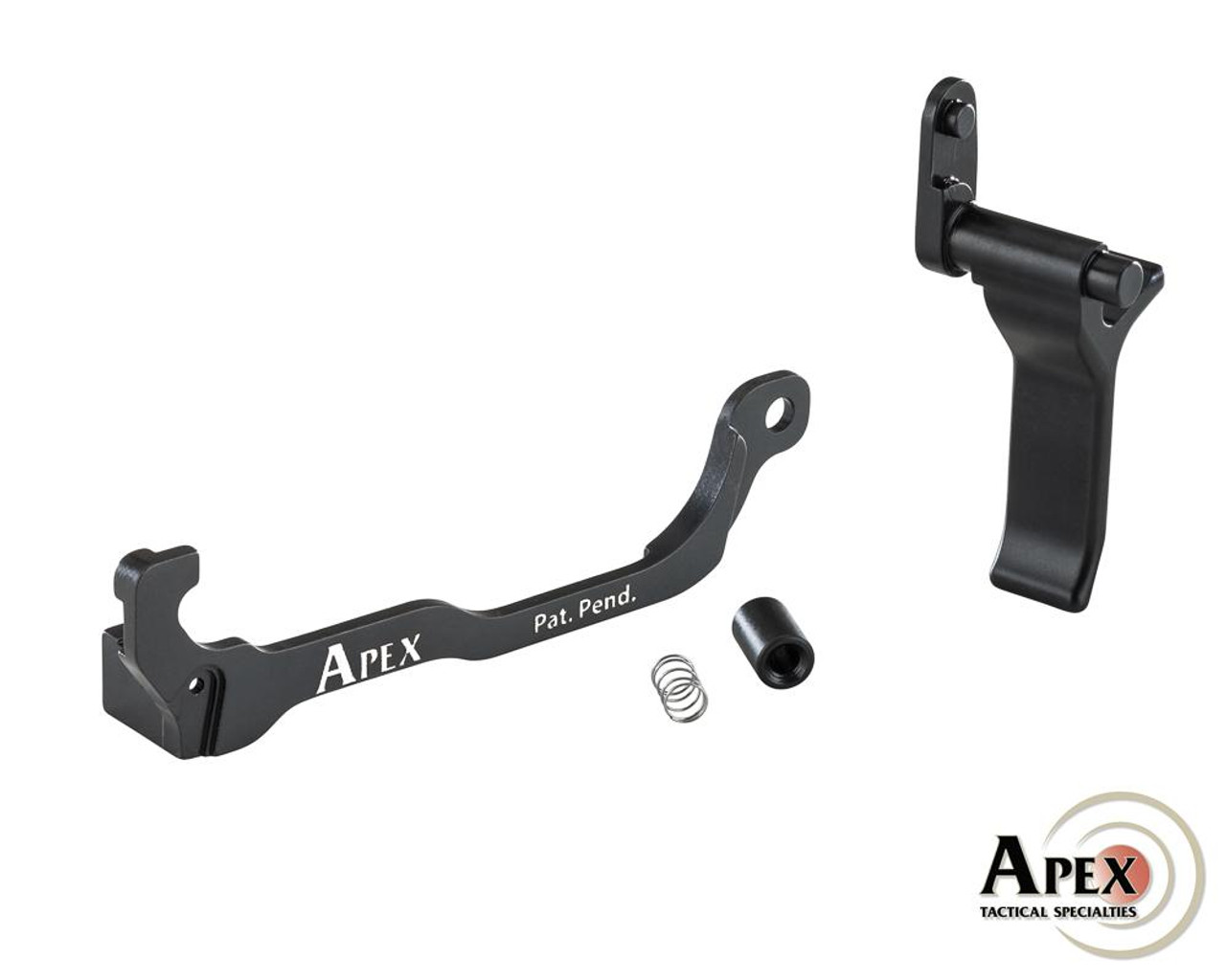 Apex Tactical Flat Forward Set Trigger Kit for Sig P320