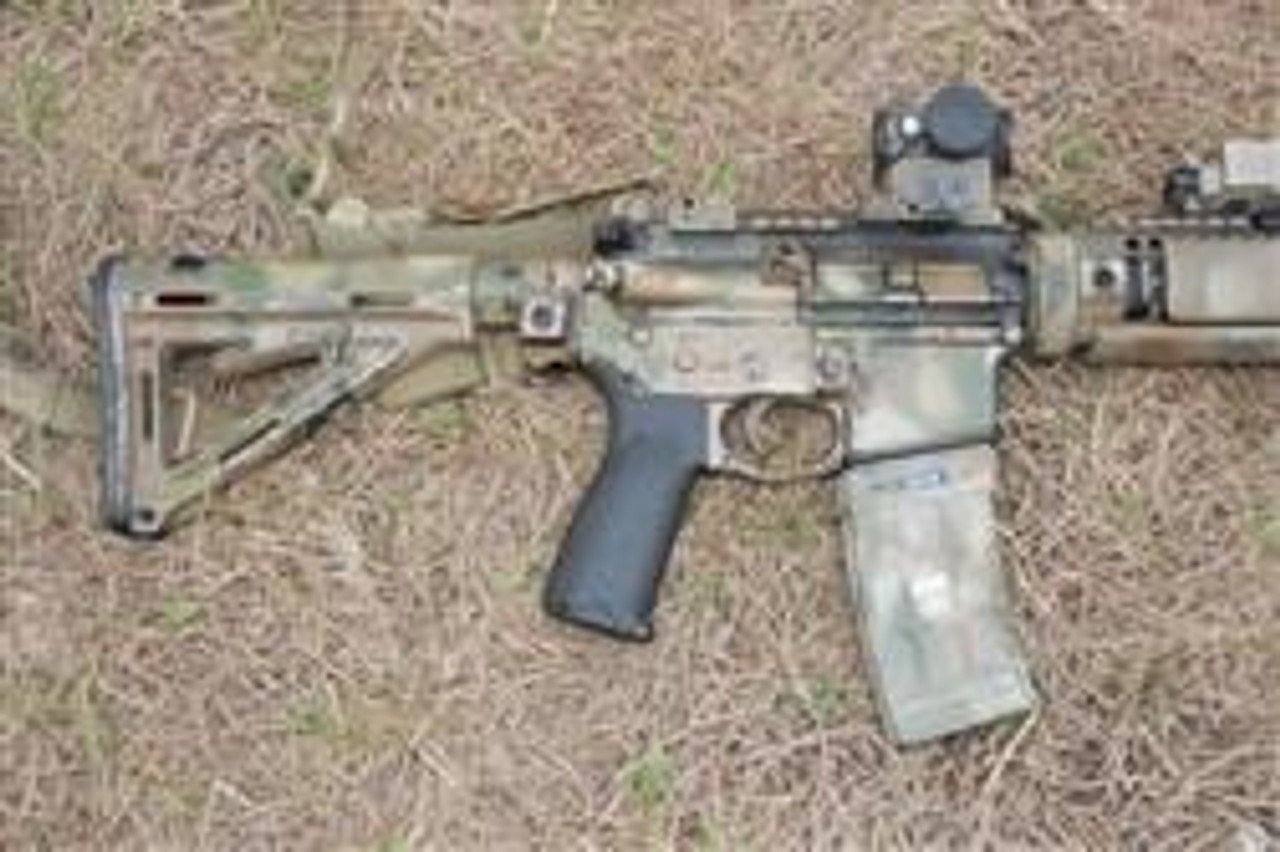 BCM Gunfighter Grip Mod 1