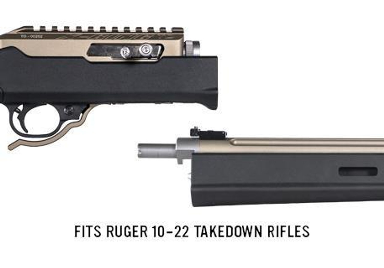Magpul Hunter X-22 Takedown Stock - Ruger 10/22 Takedown
