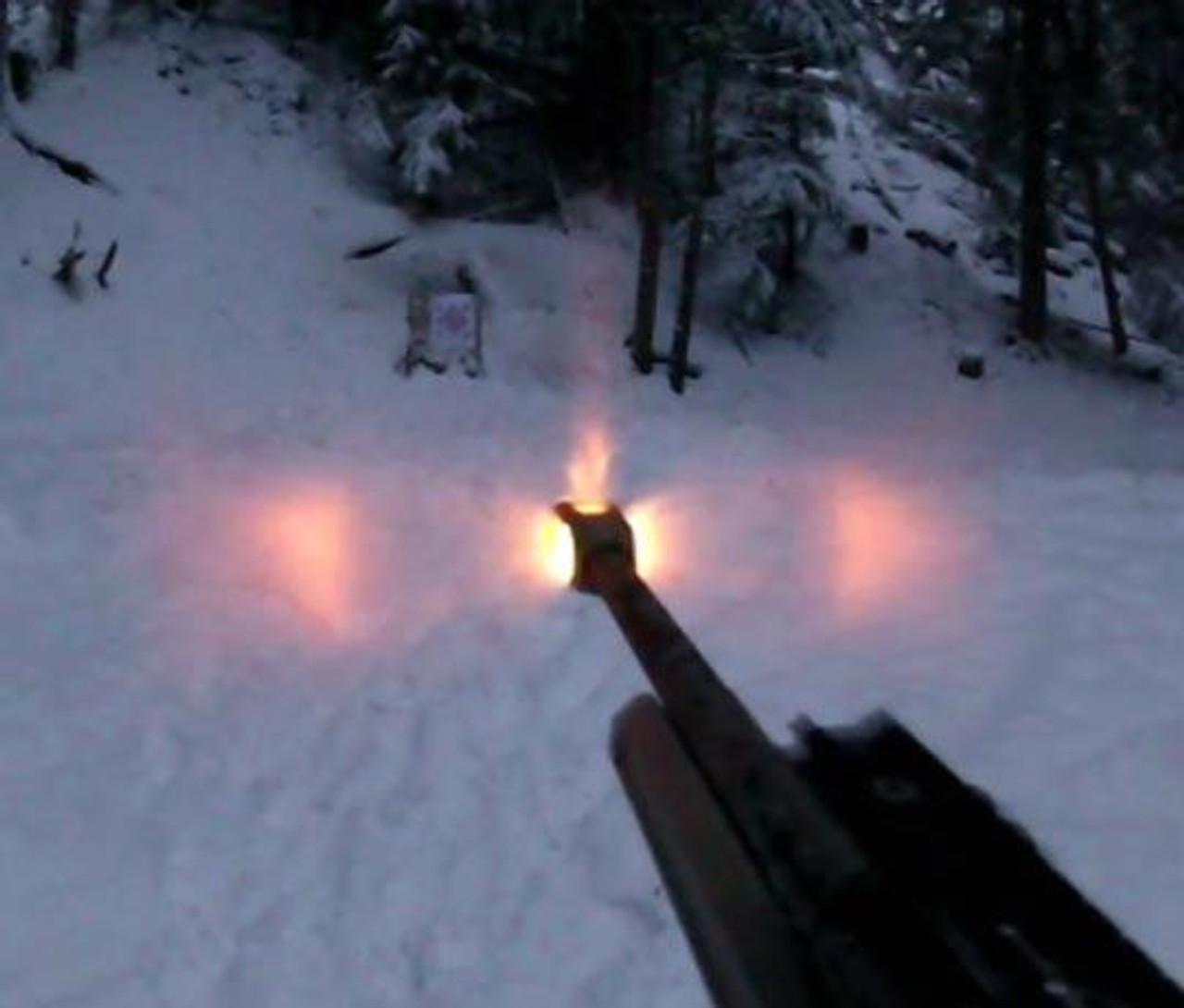 Precision Armament - M11 Severe Duty Muzzle Brake 6.5mm (.264)