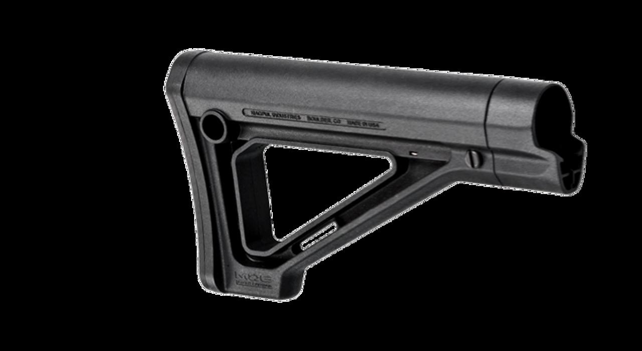 Magpul MOE Fixed Carbine Stock – Mil-Spec