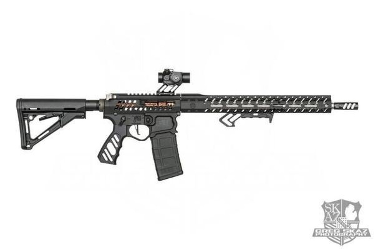 Tyrant Designs Mod AR15 Foregrip (M-LOK + Keymod) BLACK
