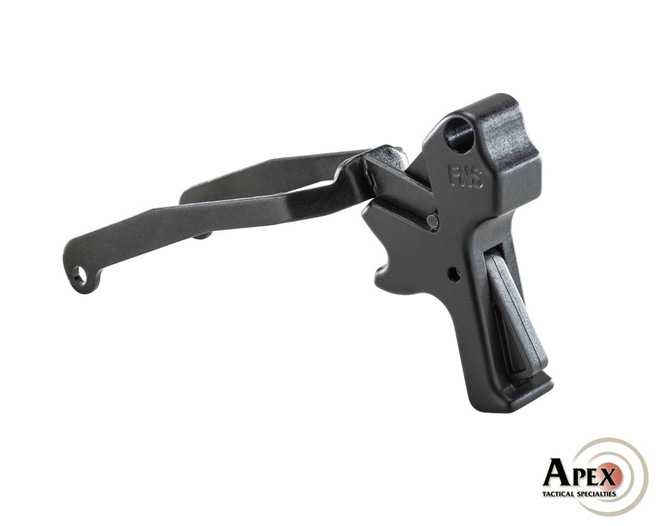 Apex Tactical FNS Action Enhancement Trigger Kit  - Black