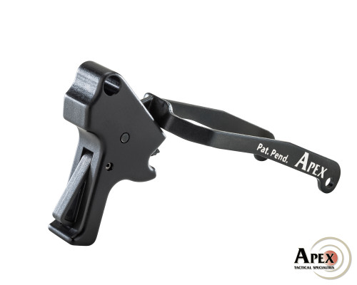 Apex Tactical FNS Action Enhancement Trigger Kit  - Black