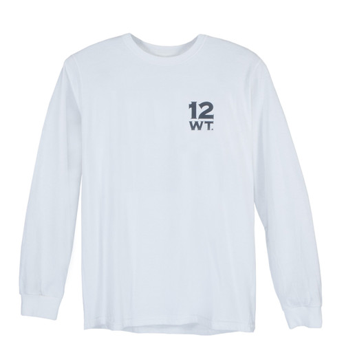Long Sleeve T-Shirt - 12wt Logo