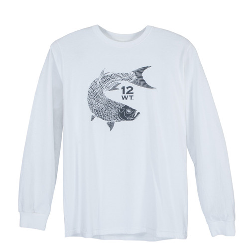 Long Sleeve T-Shirt - Tarpon Logo