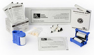 """105912G-707 Zebra cleaning card kit - 50 large """"T"""" cards for P330i, P430i"""
