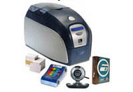 P110i-0000A-IDB ZEB-PKG-110 Zebra P110i Complete ID Card System