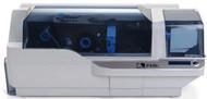 Zebra P430i Dual-sided color card printer w/ smartcard & mag encoder
