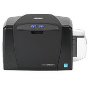 FARGO DTC1000Me MONOCHROME ID CARD PRINTER WITH ETHERNET AND INTERNAL PRINT SERVER