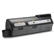Z74-AM0C0000US00 Zebra ZXP Series 7 Dual-Sided Card Printer and Dual-Sided Laminator, Contact Encoder + Contactless MIFARE, Magnetic Encoder, USB and Ethernet Connectivity, US Power Cord