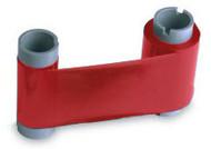 552954-504 Datacard SP35 & SP55 Card Printer Red Monochrome Ribbon - 1500 images