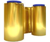 86209 Fargo Gold Metallic Ribbon - 1000 images