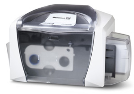 54400 Fargo Persona C30e Single-Sided Color ID Card Printer System