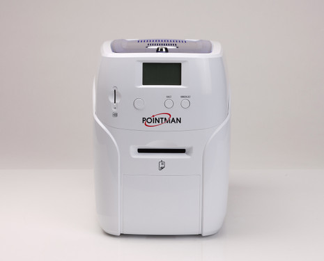 Pointman Nuvia N10 single side printer ‐ USB & Ethernet & WIFI N10-0000ETNW