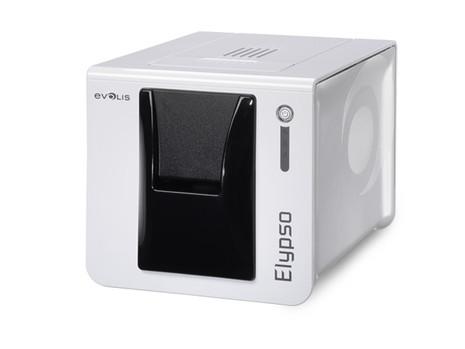 EL1H0000KS Evolis Elypso Expert - Black Expert printer without option, USB & Ethernet