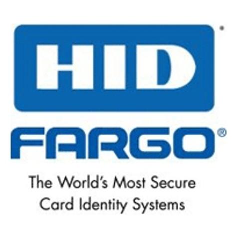 093606 Fargo 600 dpi Base Model, iCLASS SE, iCLASS, MIFARE/DESFire, and HID Prox Encoder (Omnikey 5127)
