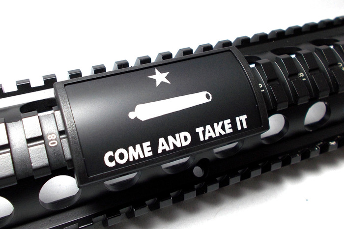 COME AND TAKE IT CANNON