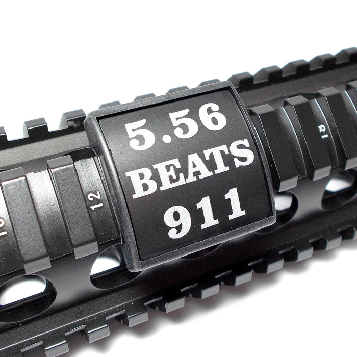 5.56 Beats 911 Small Rail Cover