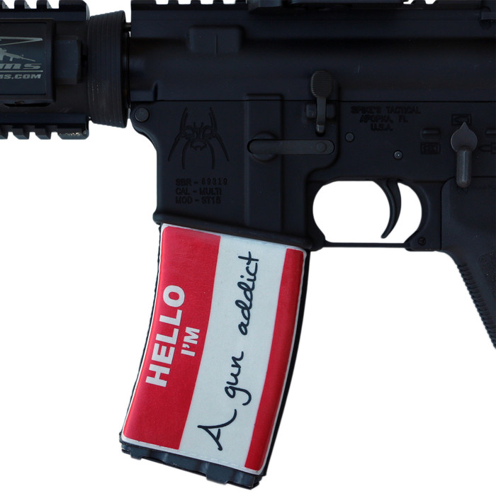 GUN ADDICT SOC