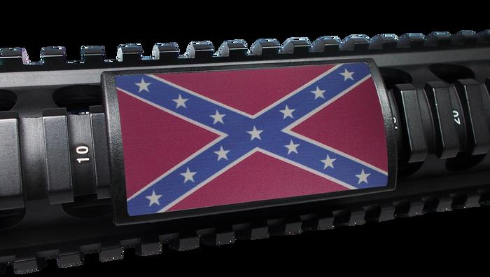 CONFEDERATE FLAG COLOR