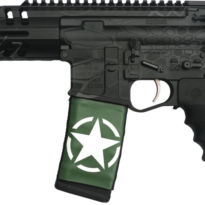 ARMY STAR GREEN