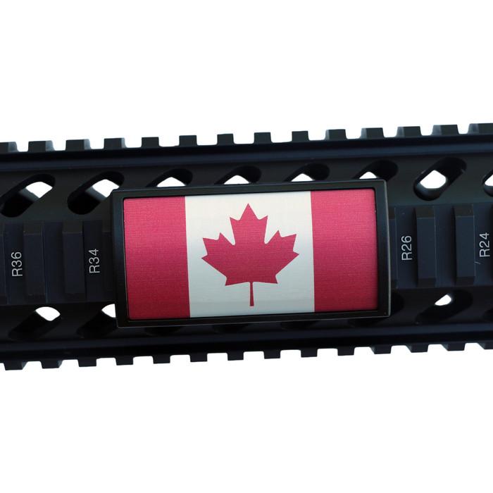 Canada Flag Rail Cover