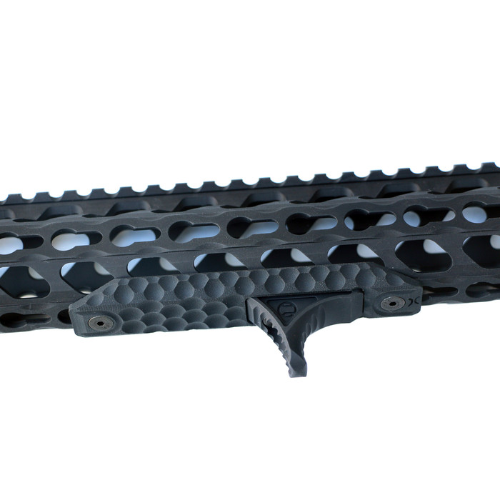 Rail Scales XOS-H Honeycomb KeyMod for use with Karve and Anchor Foregrip-  Karve and Anchor Sold Separately