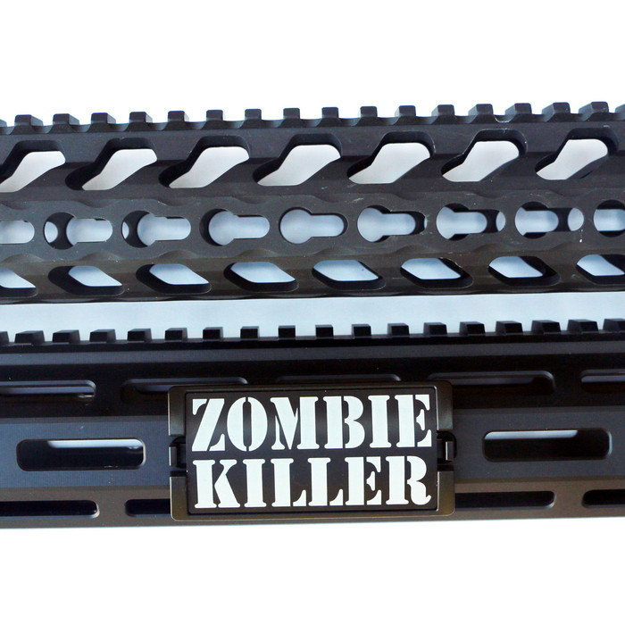 Zombie Killer KeyLok Rail Cover