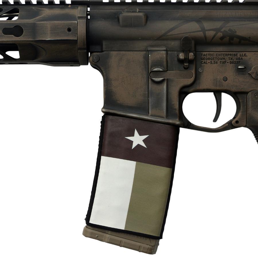 FDE TEXAS FLAG
