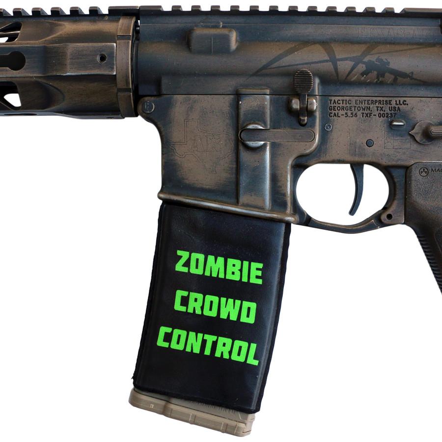 Zombie Crowd Control Soc