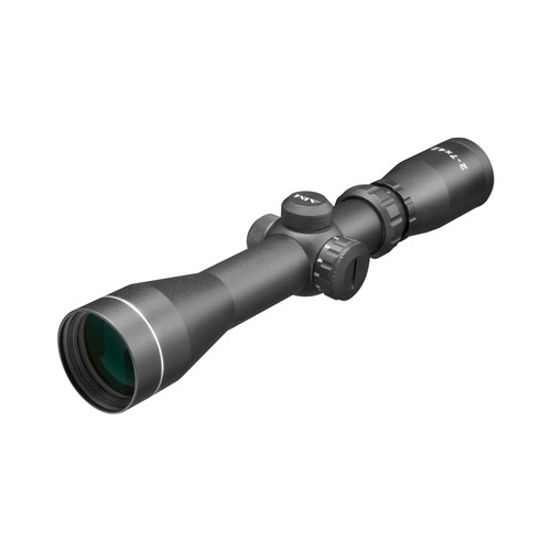 SCOUT SERIES 2-7X42MM RIFLESCOPE W/ MIL-DOT RETICLE 1