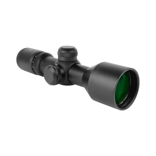 TACTICAL SERIES 3-9X40MM COMPACT SCOPE W/ P4 SNIPER RETICLE