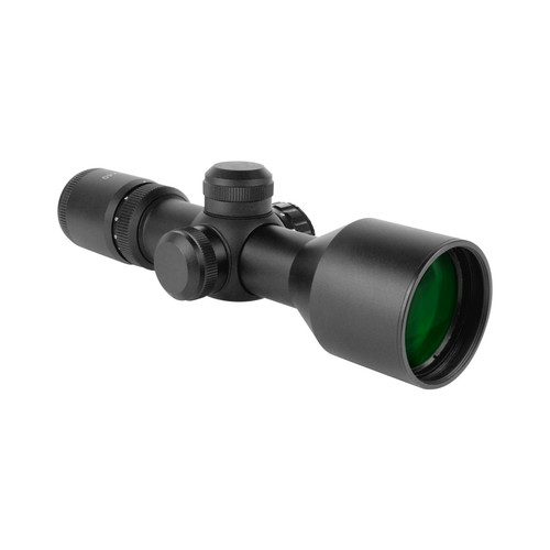 TACTICAL SERIES 3-9X40MM COMPACT SCOPE W/ P4 SNIPER RETICLE 1
