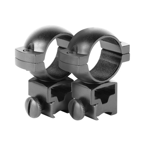 """1"""" DOVETAIL RINGS - HIGH"""