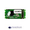 8x1 FSTN Character LCD C81BXBFKSW6WT55XAA