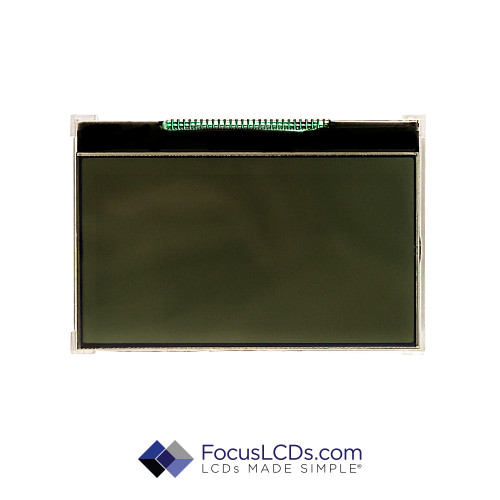128x64 Graphic LCD G126CLGFGLW6WTCCXAL