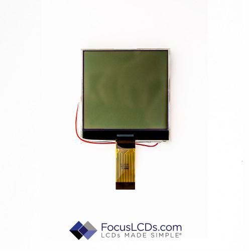 128x128 Graphic LCD G128ALGSGSW6WTC3XAM