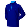 FUNKTION GOLF DELTA Thermal Performance Pullover Sweater - Navy / Sky Blue