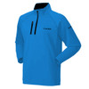 FUNKTION GOLF Thermal Performance Pullover Sweater - Sky Blue / Black