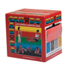 CanDo Bands - 50 yards per box red