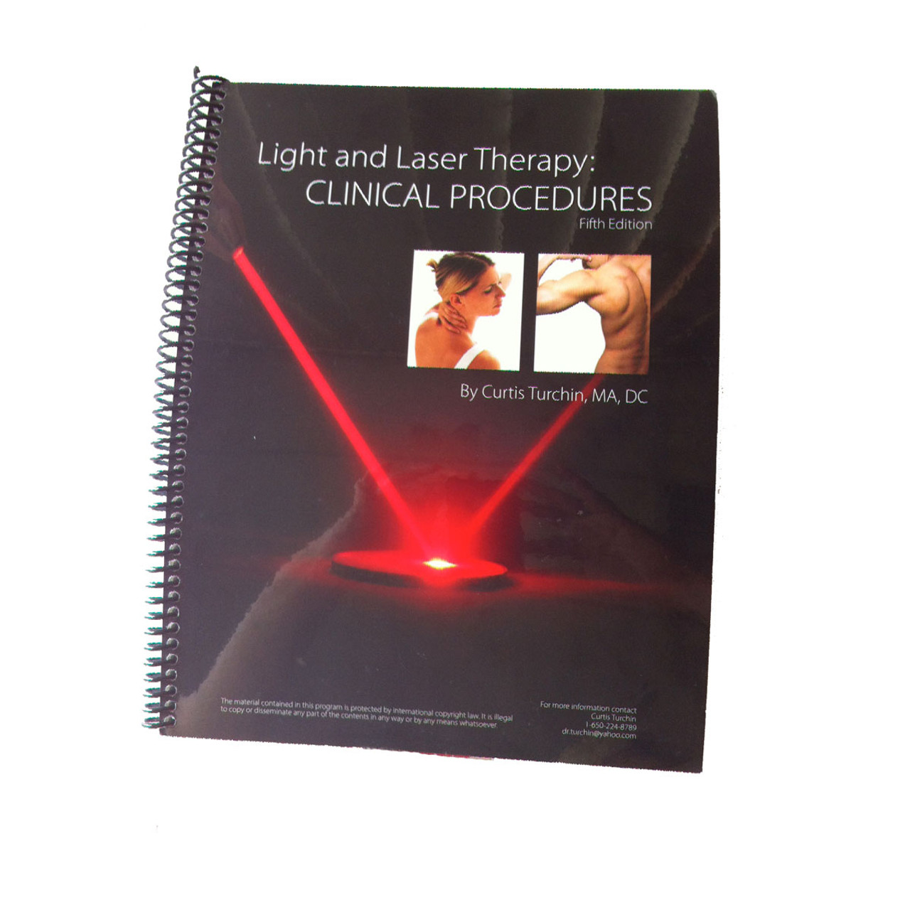 Light And Laser Therapy Clinical Procedures Guide Laser