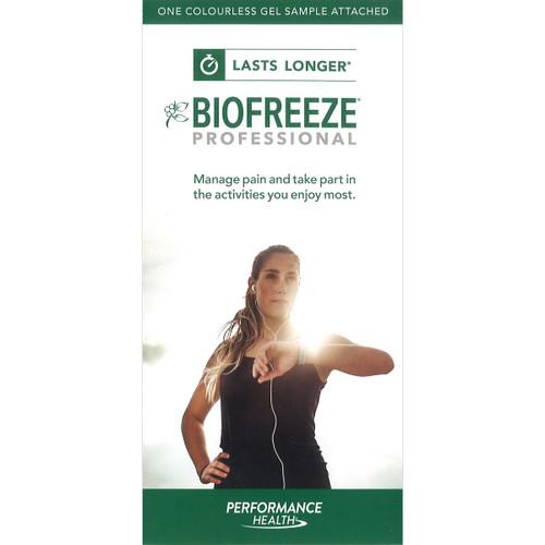 Biofreeze Patient Brochure