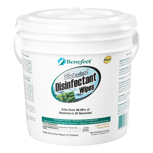 Decon 30 Wipes by Benefect