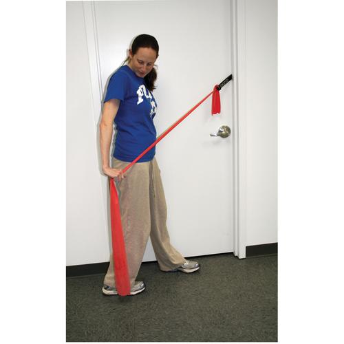 CanDo Nub Door Anchor in use  sc 1 st  Vitality Depot & CanDo Nub Door Anchor | Bands Tubes u0026 Balls | Vitality Depot